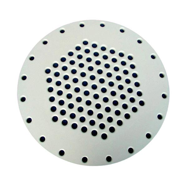 Cover plate with corrosion protection coating and non-stick coating from with MyLine®